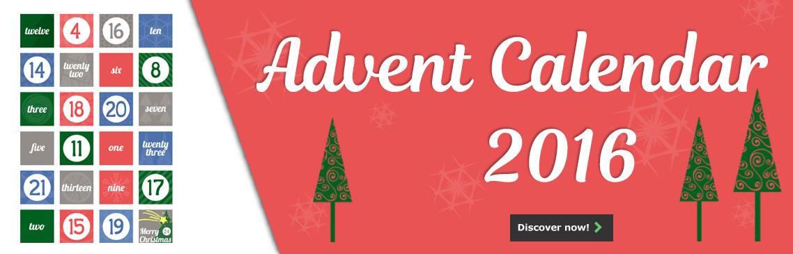 Our Advent Calendar 2016