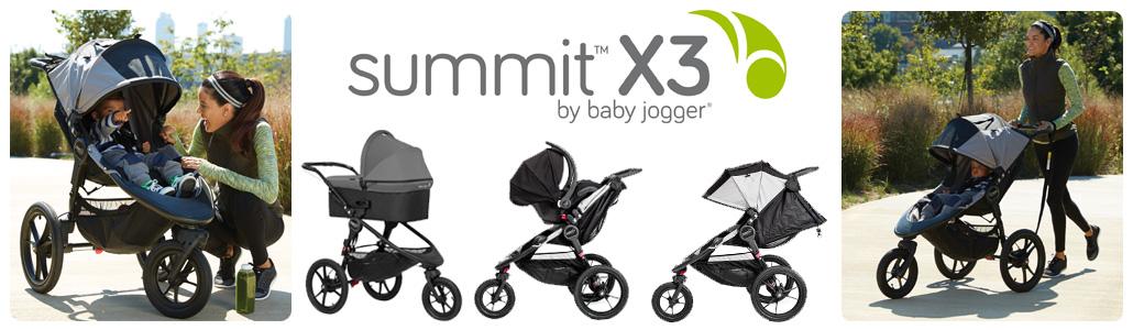 summit X3