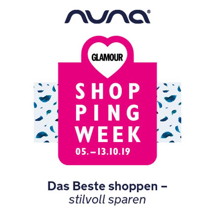 Sparen Sie 15% beim Kauf eines NUNA-Produktes!