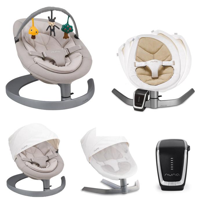 nuna LEAF Zubehör für Babywippe | online kaufen bei KidsComfort.eu