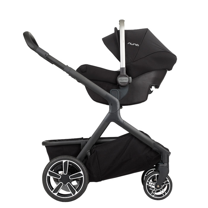 Travelsystem mit Pipa Babyschale