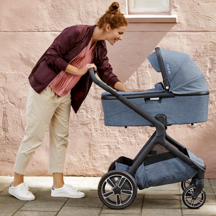nuna demi grow Kombikinderwagen Modus: Einzelkind | online kaufen bei KidsComfort.eu