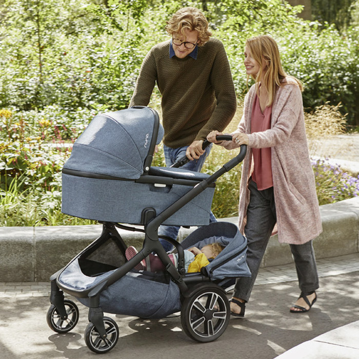 nuna demi grow Geschwisterkinderwagen Modus: Geschwister | online kaufen bei KidsComfort.eu