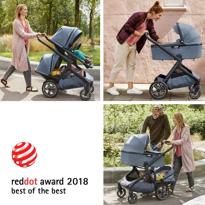 nuna Kinderwagen demi grow online kaufen bei KidsComfort.eu