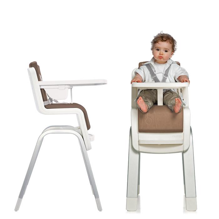nuna ZAAZ Hochstuhl - Sobald Ihr Kind sitzen kann mit 5-Punkt Gurt | online kaufen bei KidsComfort.eu