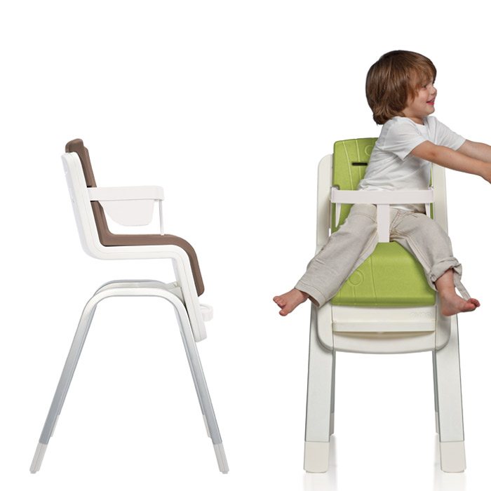 nuna ZAAZ Hochstuhl - Kleinkind mit Sicherheitsbügel | online kaufen bei KidsComfort.eu