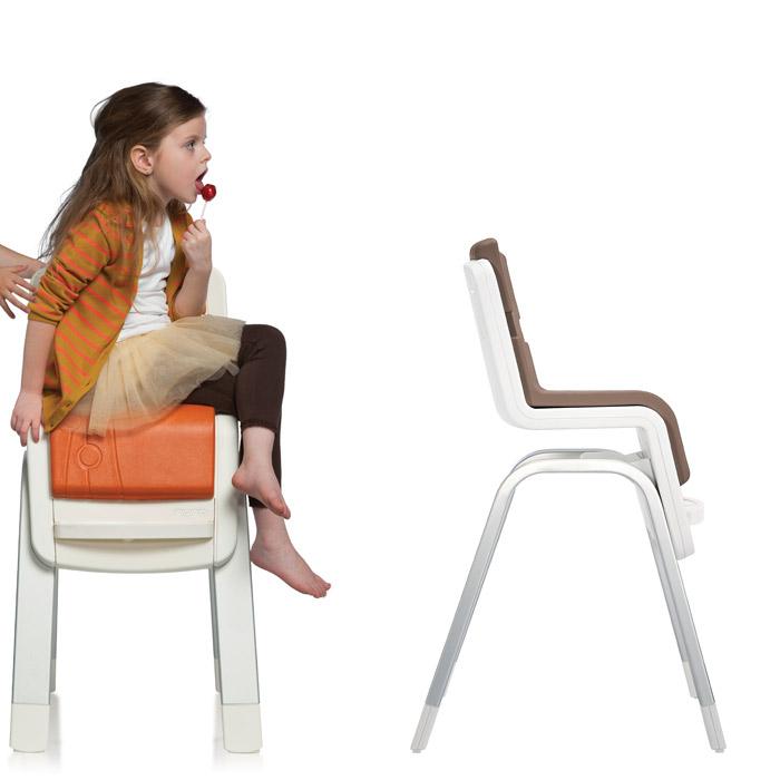 nuna ZAAZ Hochstuhl - Kind mit Fußstütze | online kaufen bei KidsComfort.eu