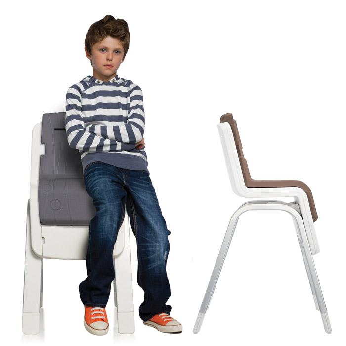 nuna ZAAZ Hochstuhl - Stuhl für Teenie oder Erwachsene bis 100kg belastbar | online kaufen bei KidsComfort.eu