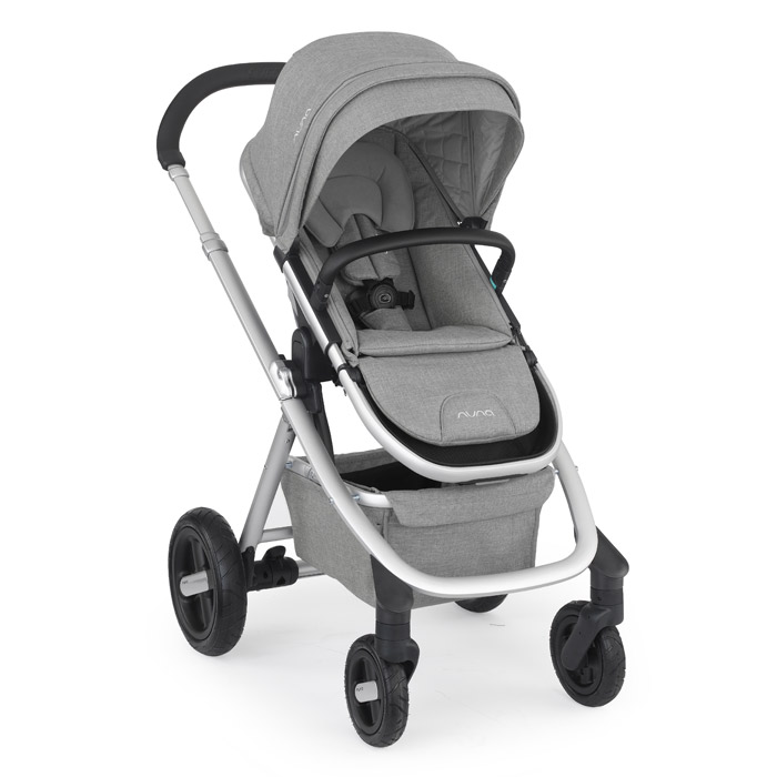 Nuna IVVI savi Kinderwagen ab Geburt | online kaufen bei KidsComfort.eu