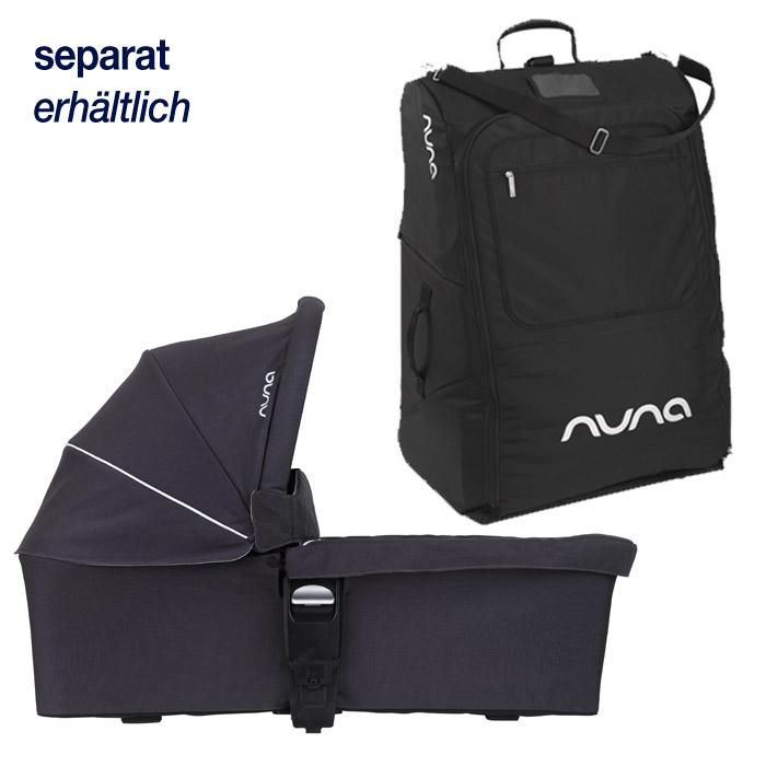 nuna MIXX - Weiteres Zubehör wie Tragewanne und Transporttasche sind separat erhältlich