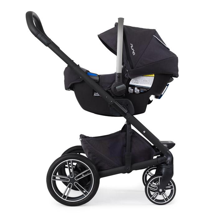 nuna MIXX - Travelsystem mit Pipa Babyschale