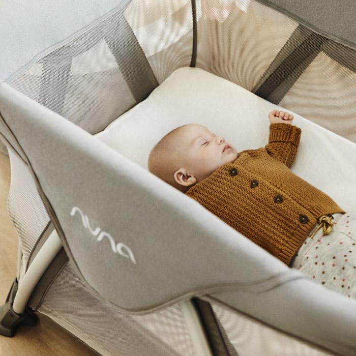 nuna Reisebett geeignet ab Geburt | online kaufen bei KidsComfort.eu