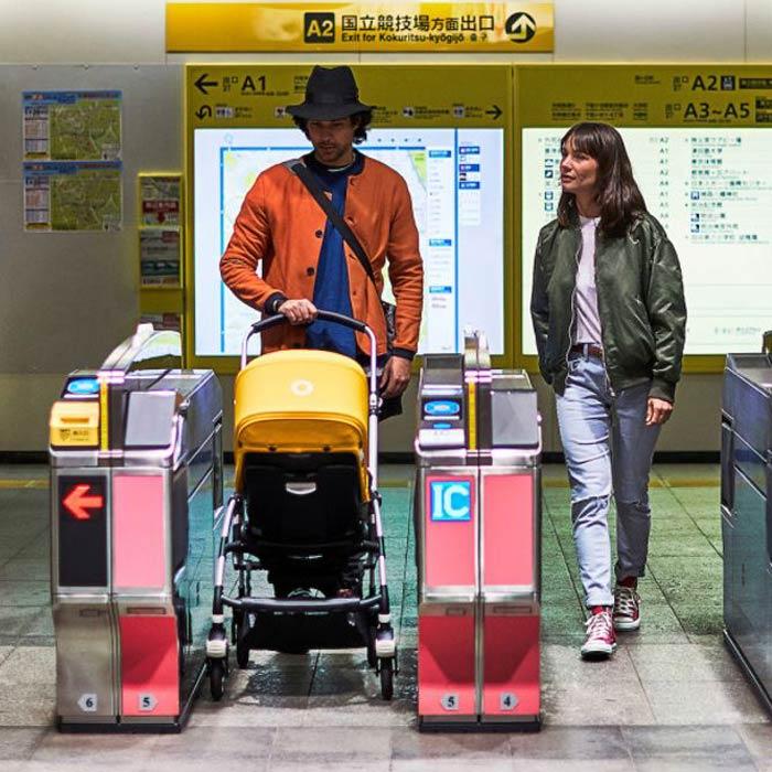 Bugaboo Bee5 City-Kinderwagen - Komfortabel mit traumhaften Fahreigenschaften | bugaboo online kaufen bei KidsComfort.eu