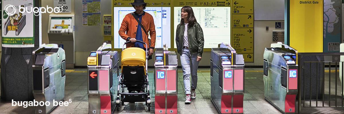 bugaboo bee5 der urbane kinderwagen | bugaboo online kaufen bei KidsComfort.eu