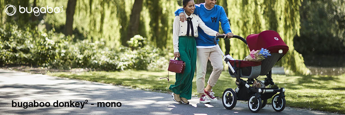 bugaboo donkey2 der multifunktionale kinderwagen | bugaboo online kaufen bei KidsComfort.eu