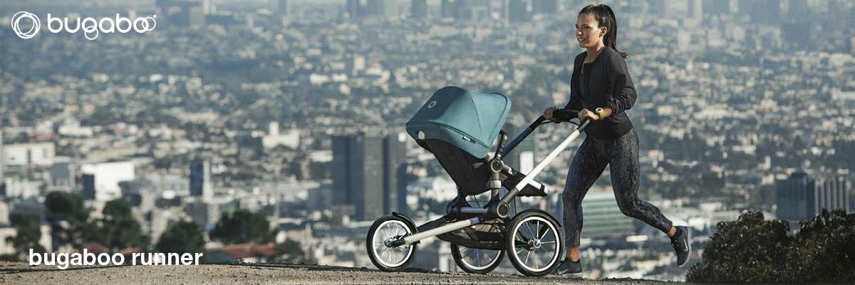 bugaboo runner der jogging-kinderwagen | bugaboo online kaufen bei KidsComfort.eu
