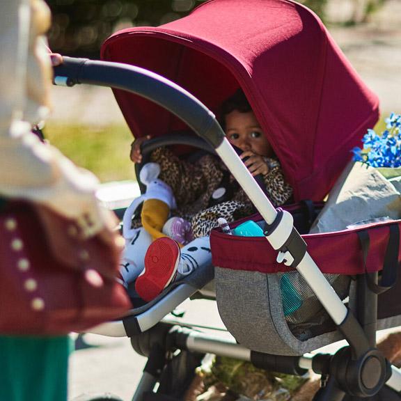 Bugaboo donkey2 mono - Der Packesel unter den Kinderwagen | bugaboo online kaufen bei KidsComfort.eu