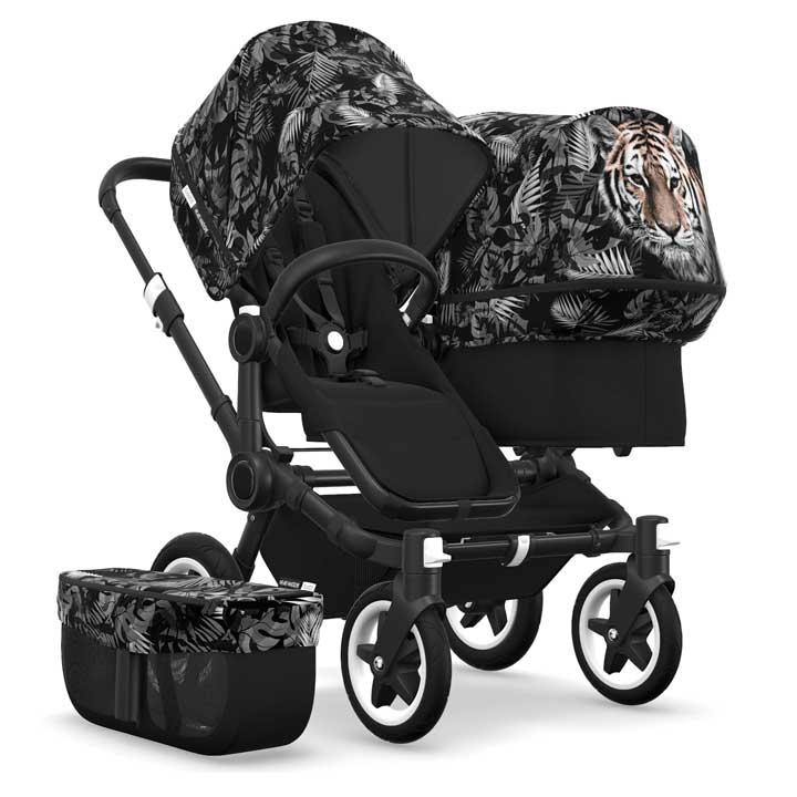 Bugaboo Donkey2 Duo | We are handsome | Tiger