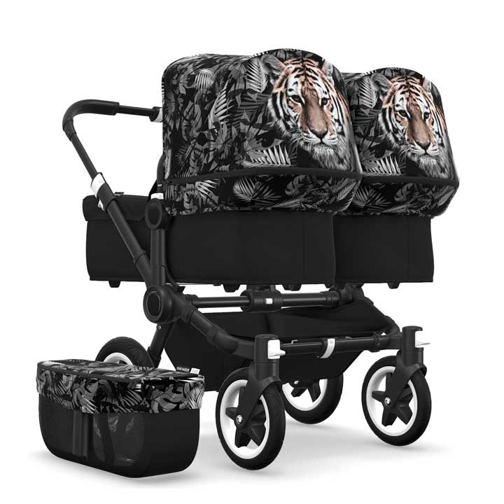 Bugaboo Donkey2 Twin | We are handsome | Tiger