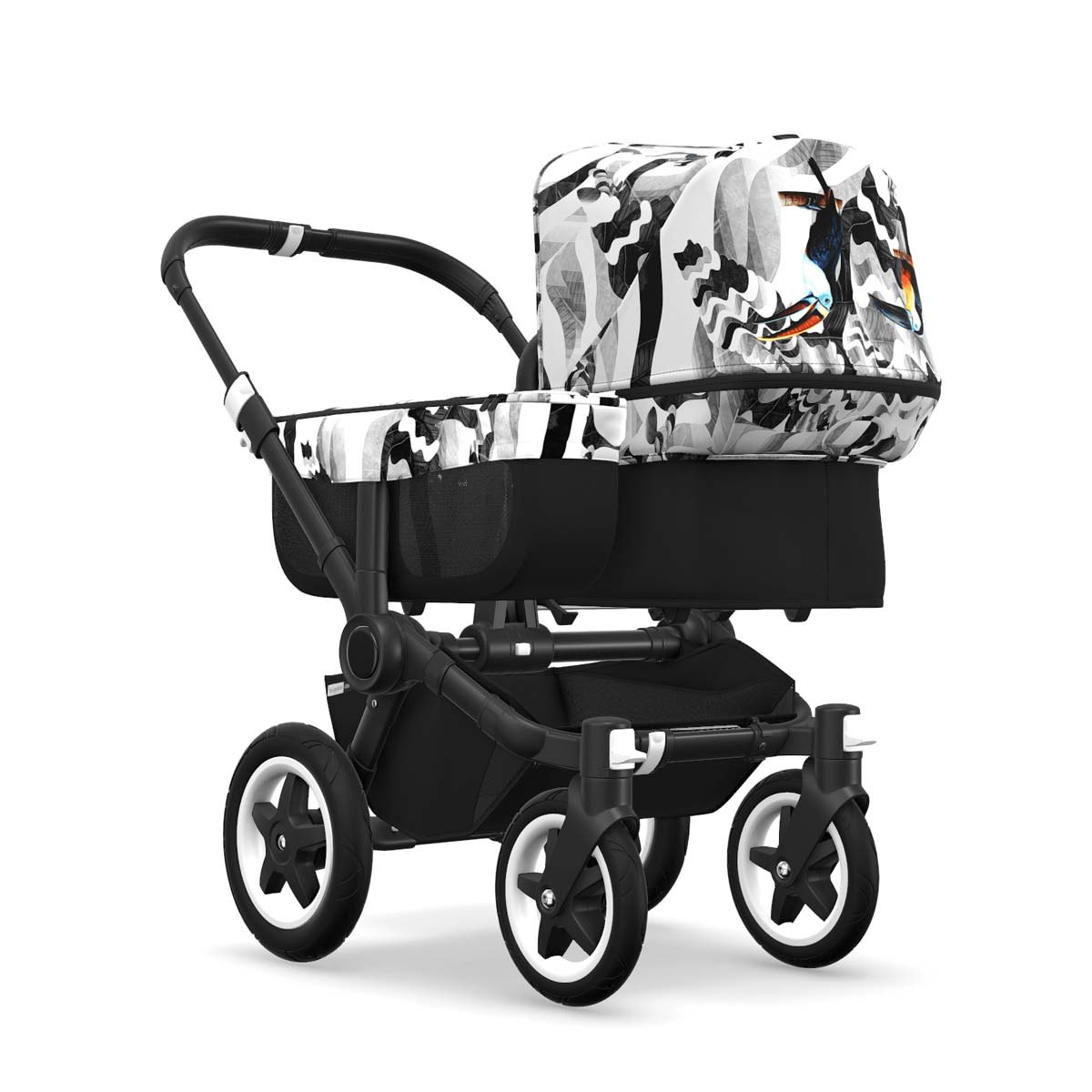 Bugaboo Donkey2 Mono | We are handsome | Tukan