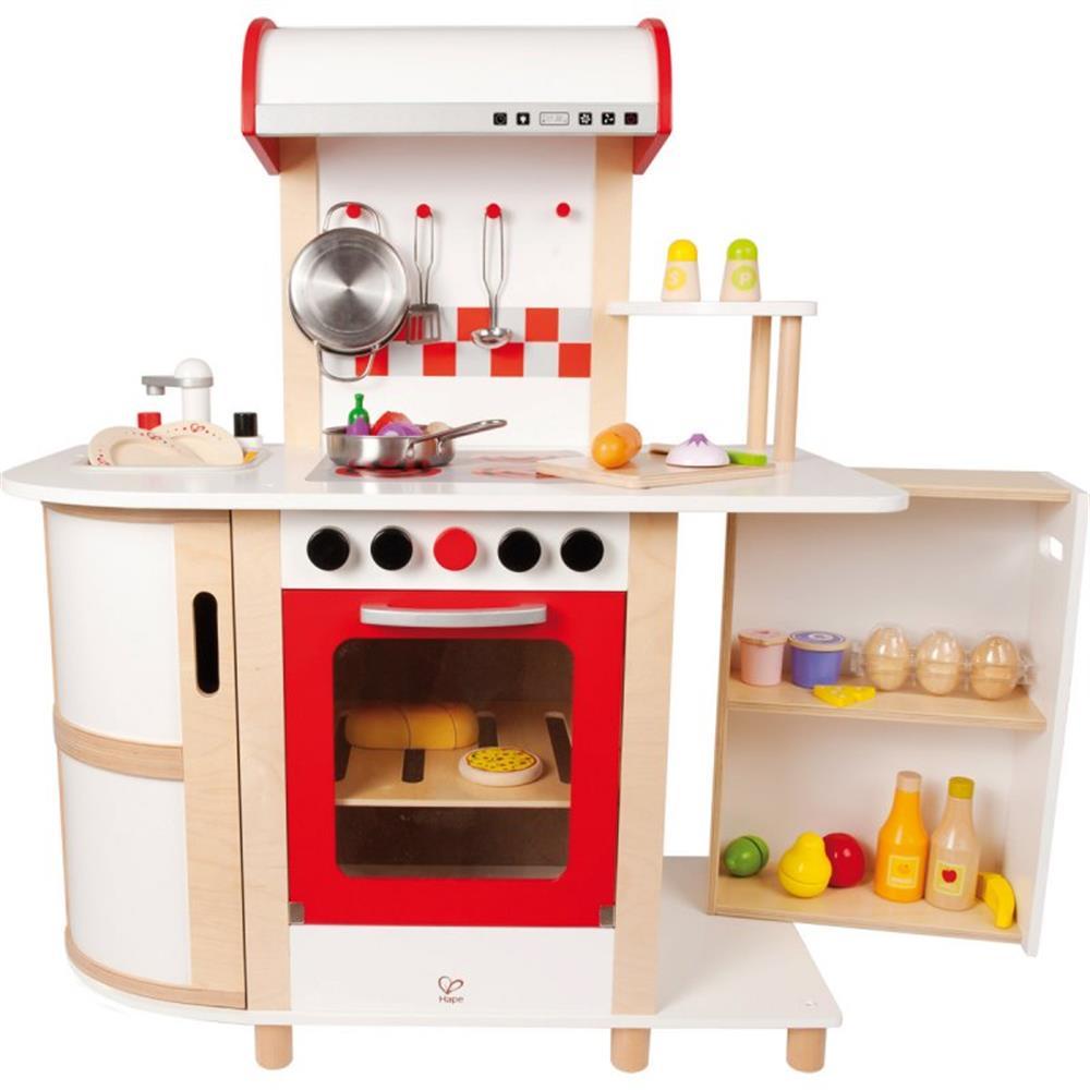 Hape spielkuche kuchentraum for Hape spielküche