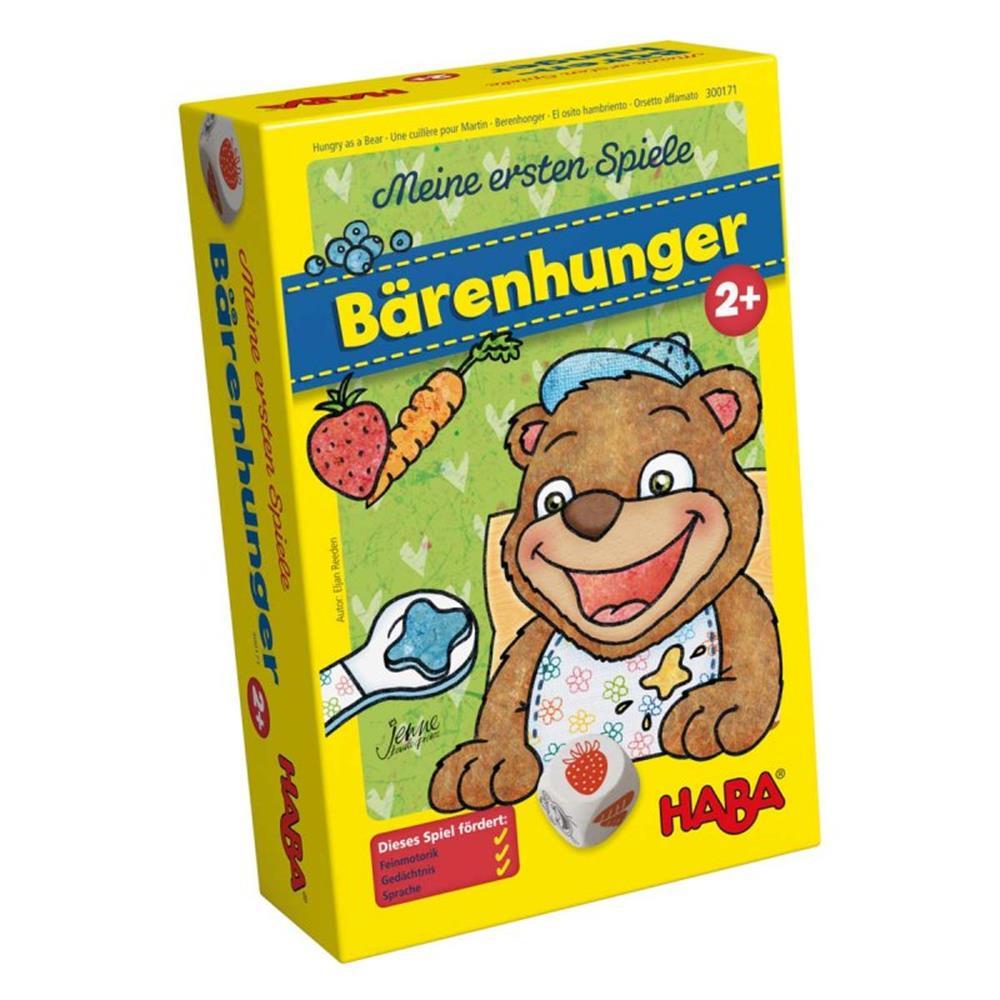 Haba meine ersten spiele barenhunger for Haba spielküche