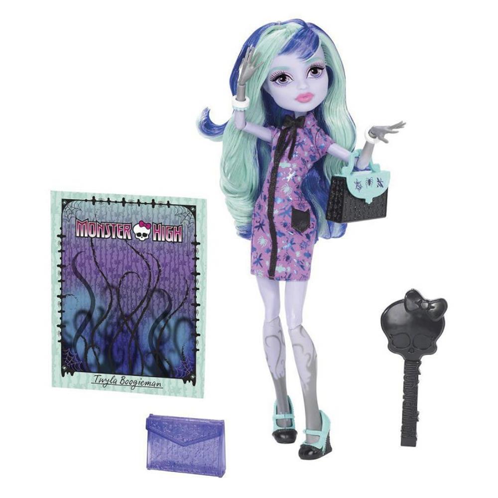 Monster High Puppe Twyla BJM62 X4625