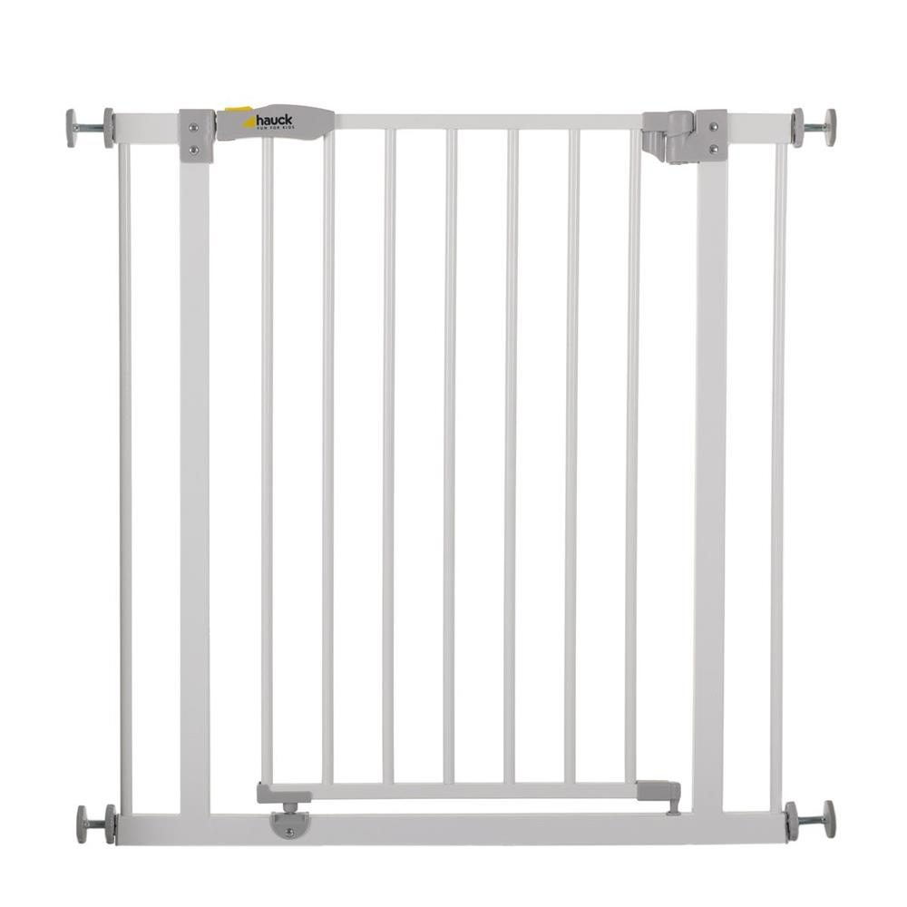 Hauck Open N Stop Safety Gate Door Safety Stair Safety White
