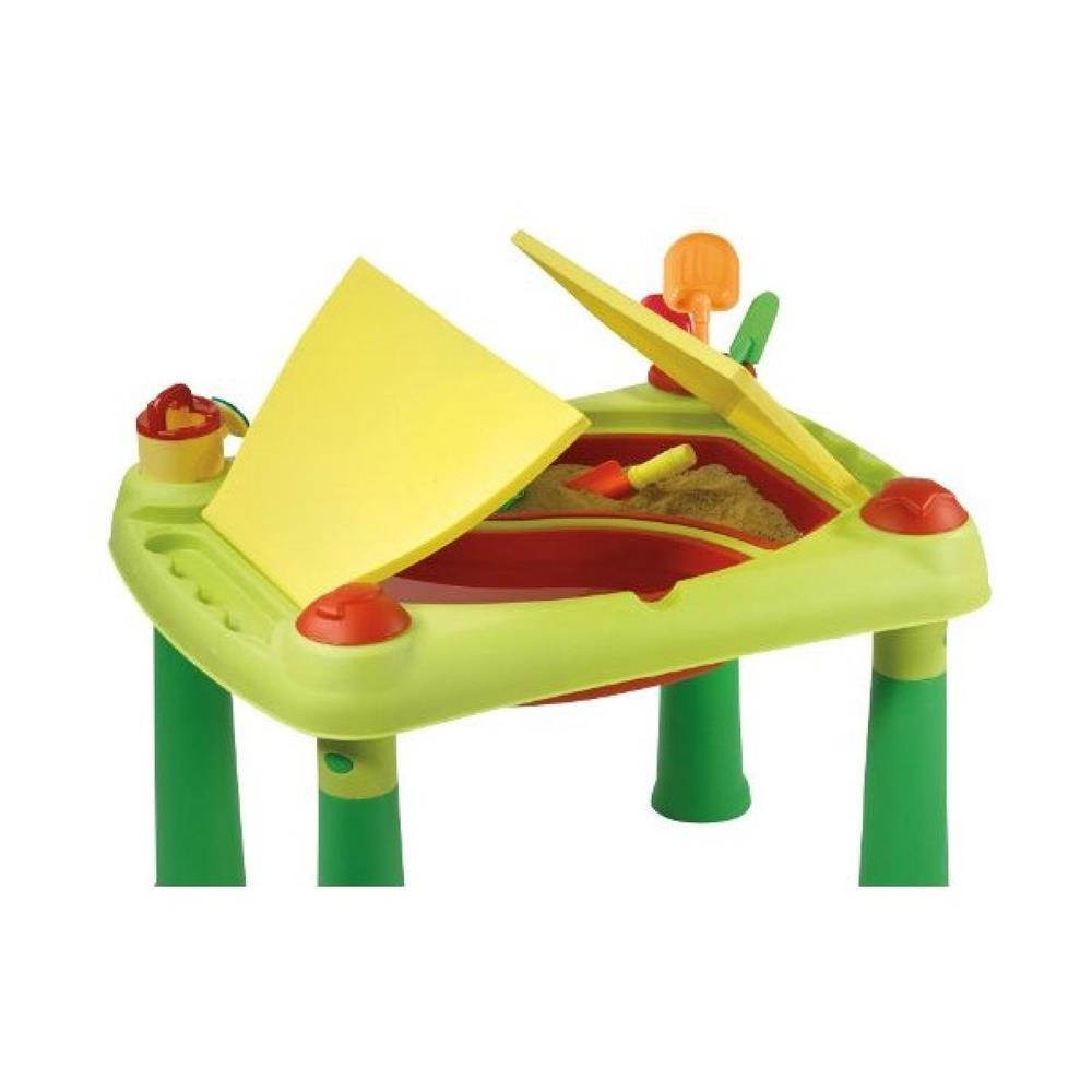 sand und wasser spieltisch von keter online kaufen bei kids. Black Bedroom Furniture Sets. Home Design Ideas