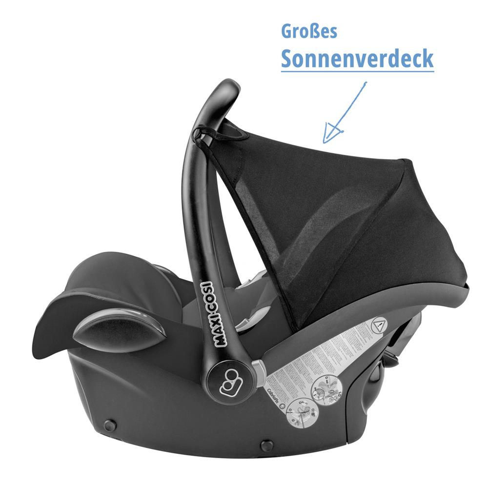 maxi cosi baby car seat cabrio cabriofix. Black Bedroom Furniture Sets. Home Design Ideas
