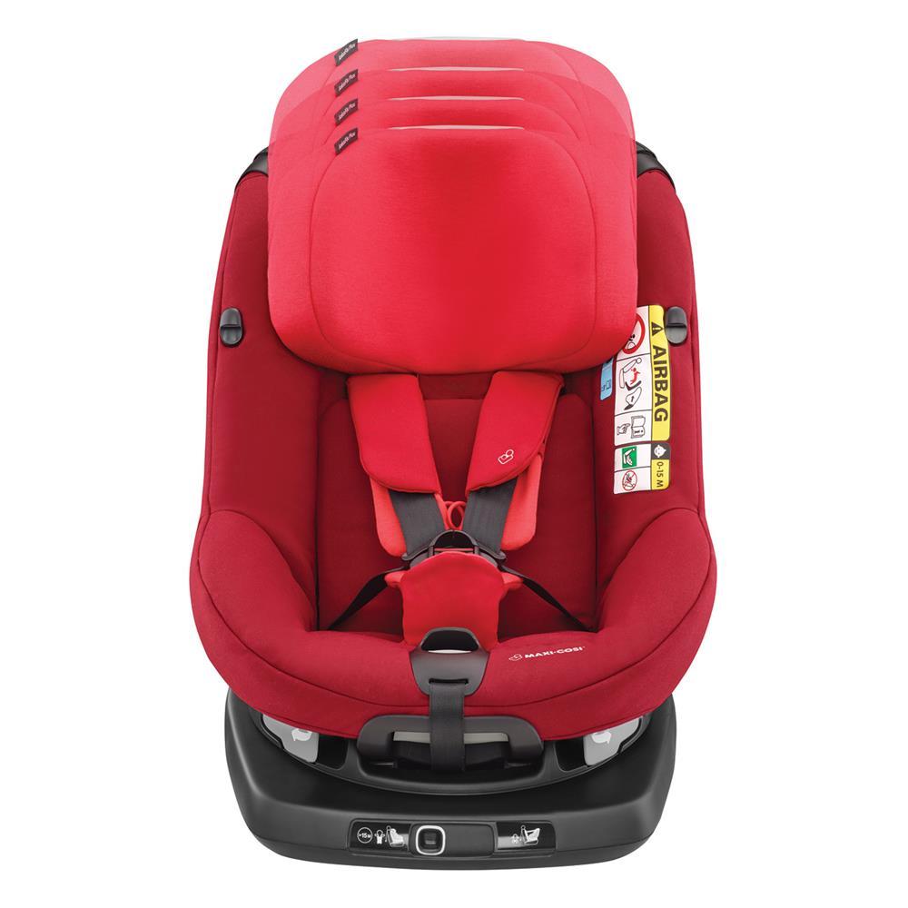 maxi cosi axissfix car seat 2018 vivid red. Black Bedroom Furniture Sets. Home Design Ideas