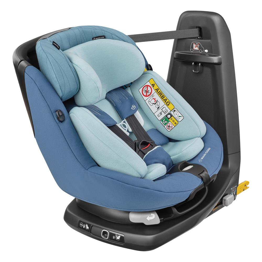 maxi cosi axissfix plus car seat 2018 frequency blue. Black Bedroom Furniture Sets. Home Design Ideas