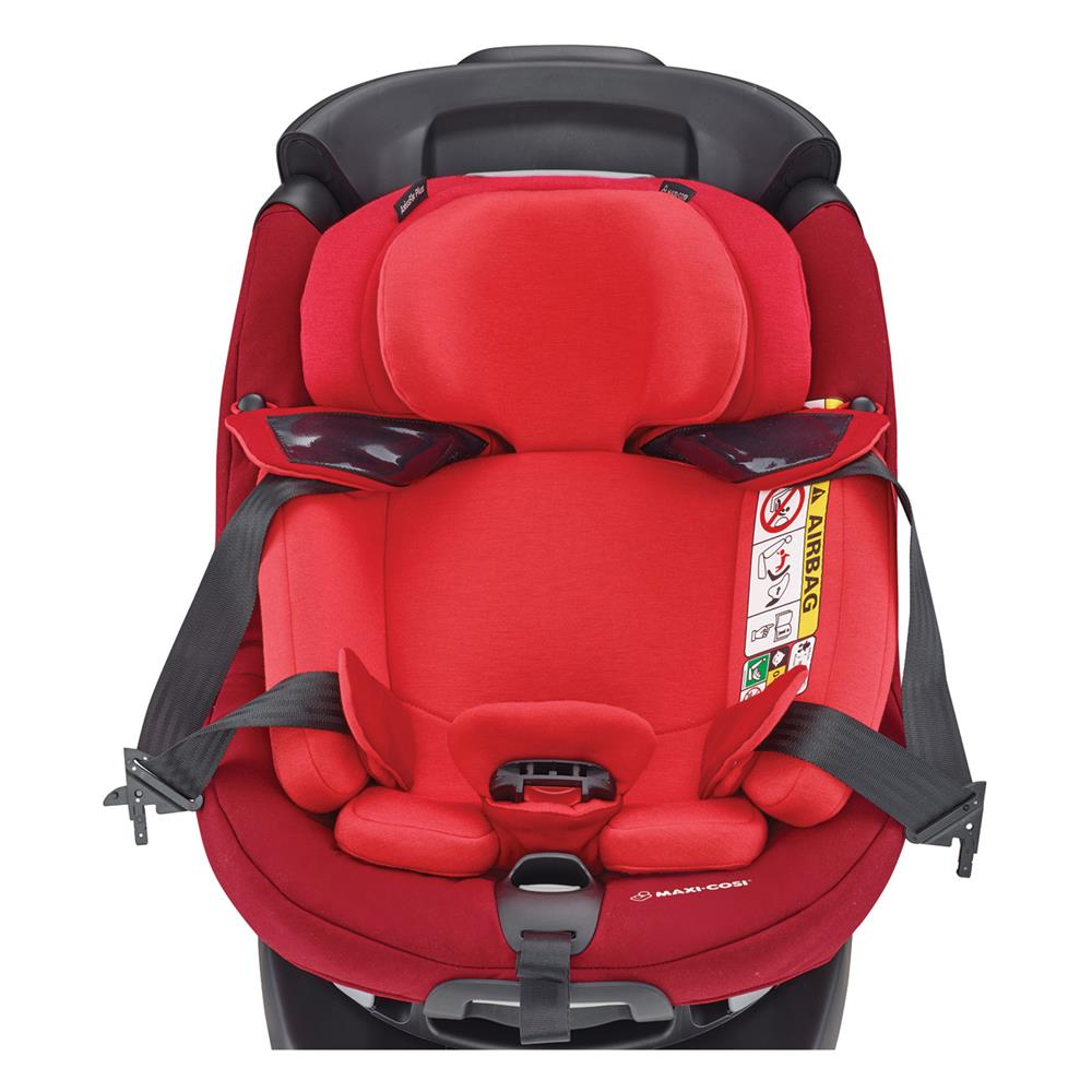maxi cosi axissfix plus car seat 2018 vivid red. Black Bedroom Furniture Sets. Home Design Ideas