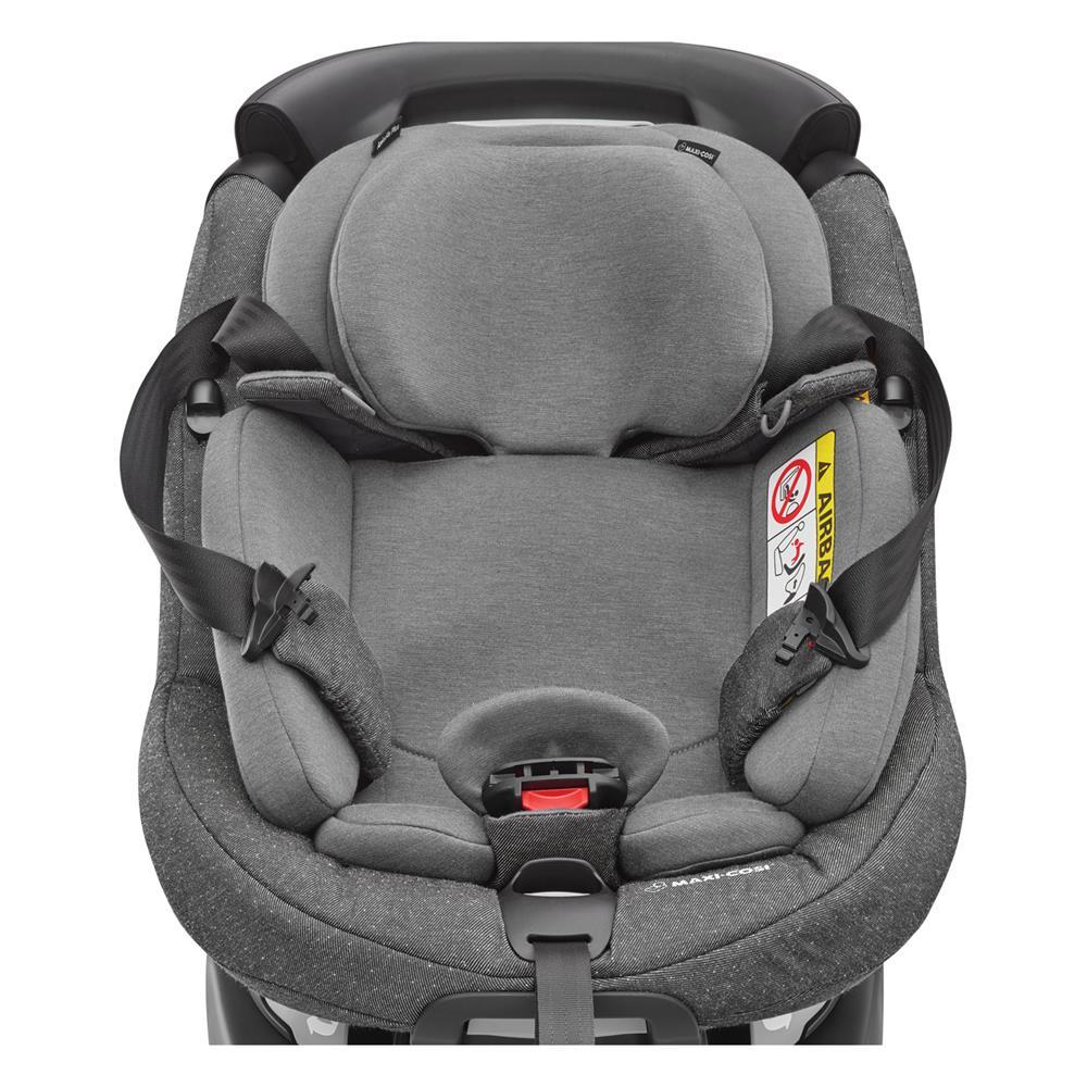 maxi cosi axissfix plus car seat 2019 sparkling grey. Black Bedroom Furniture Sets. Home Design Ideas