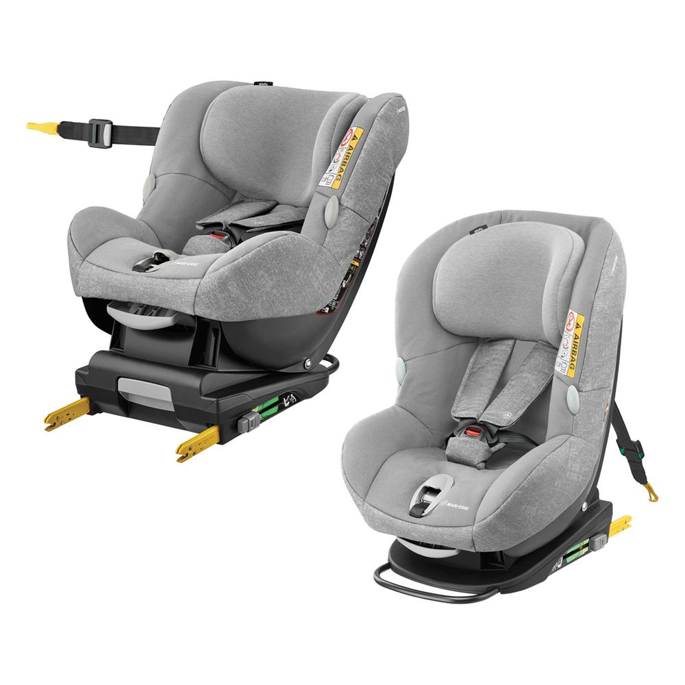 maxi cosi milofix car seat 2019 nomad grey. Black Bedroom Furniture Sets. Home Design Ideas