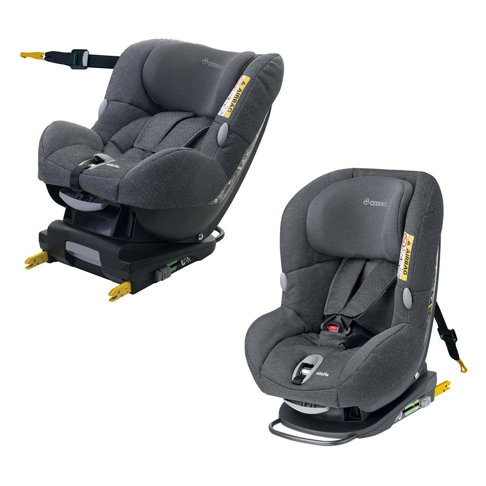 maxi cosi milofix car seat 2019 sparkling grey. Black Bedroom Furniture Sets. Home Design Ideas