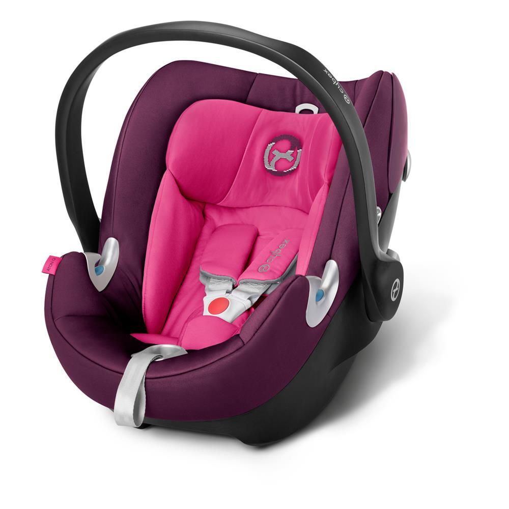 aton q mystic pink cybex babyschale gr 0. Black Bedroom Furniture Sets. Home Design Ideas
