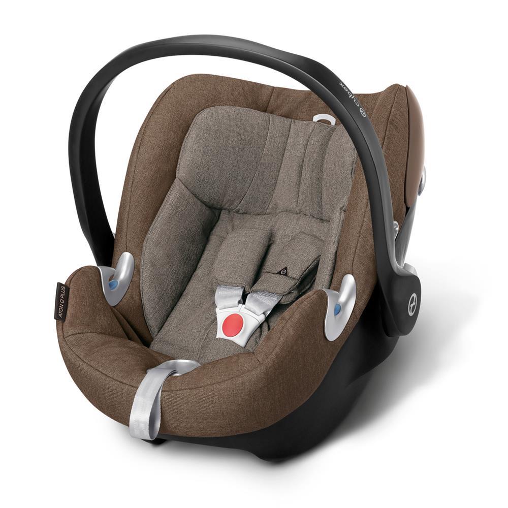 aton q plus babyschale von cybex. Black Bedroom Furniture Sets. Home Design Ideas