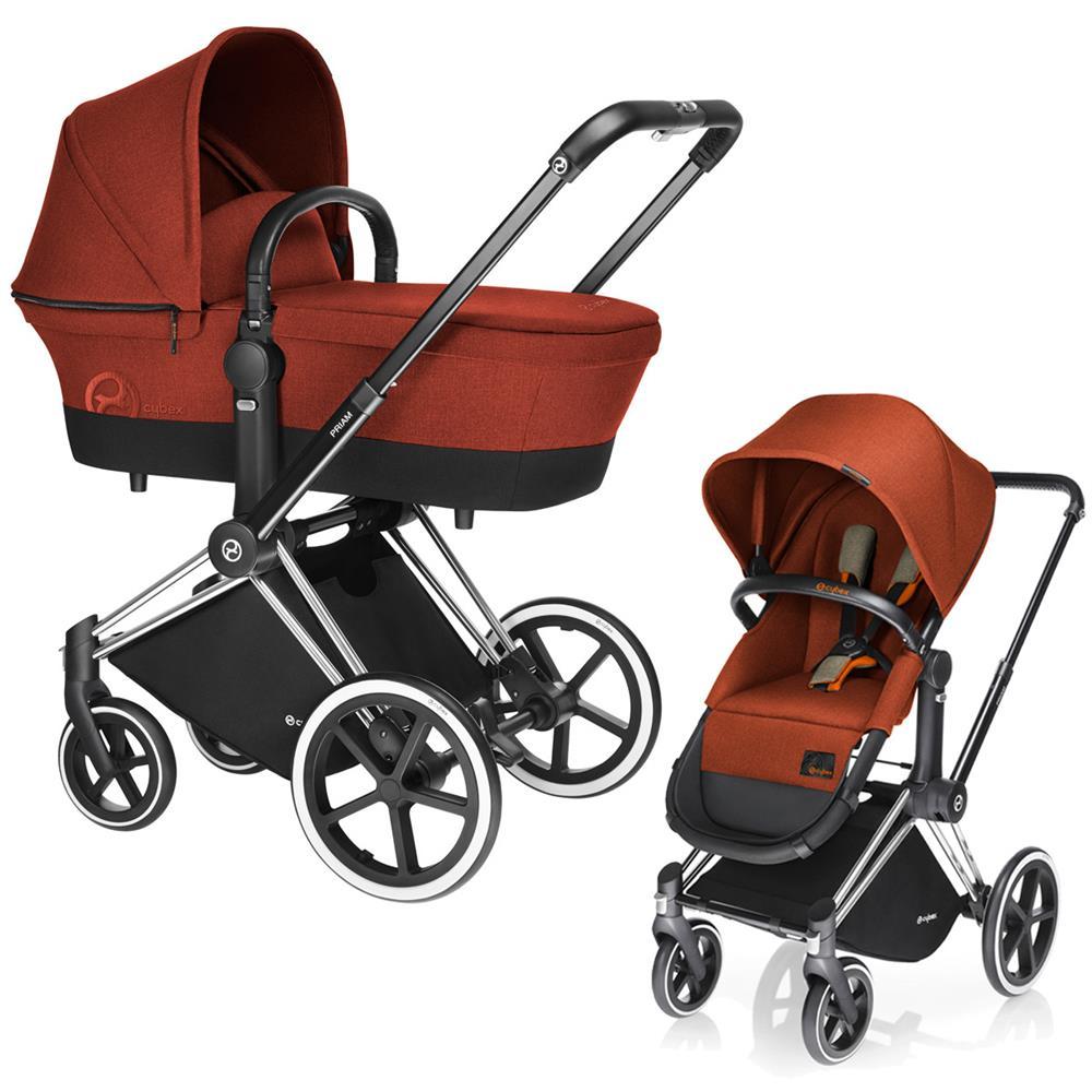 Priam Cybex Platinum Line Kinderwagen Kidscomfort