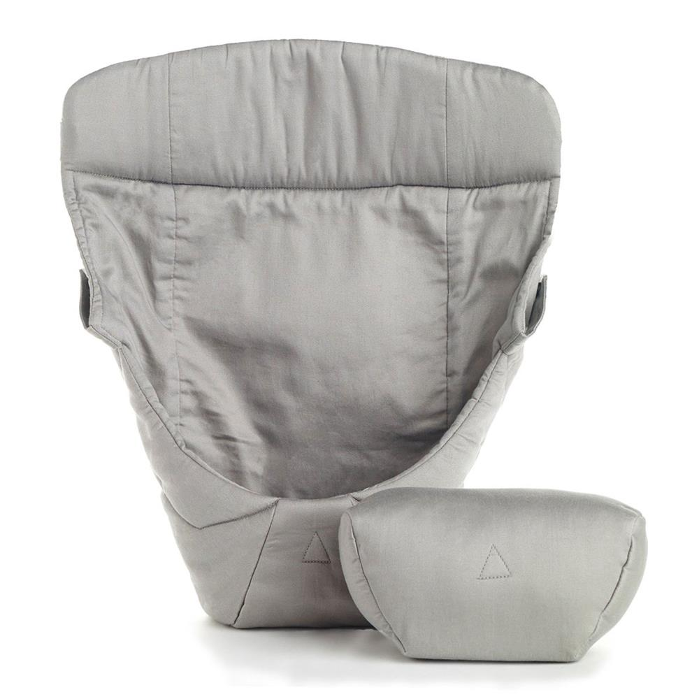 Grau Ergobaby Neug-Einsatz Grau Original Easy Snug