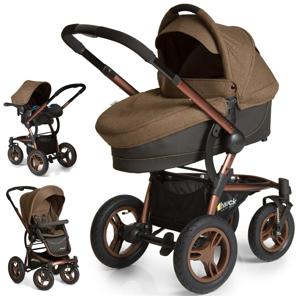 king air plus trio set hauck kinderwagenset 2017. Black Bedroom Furniture Sets. Home Design Ideas