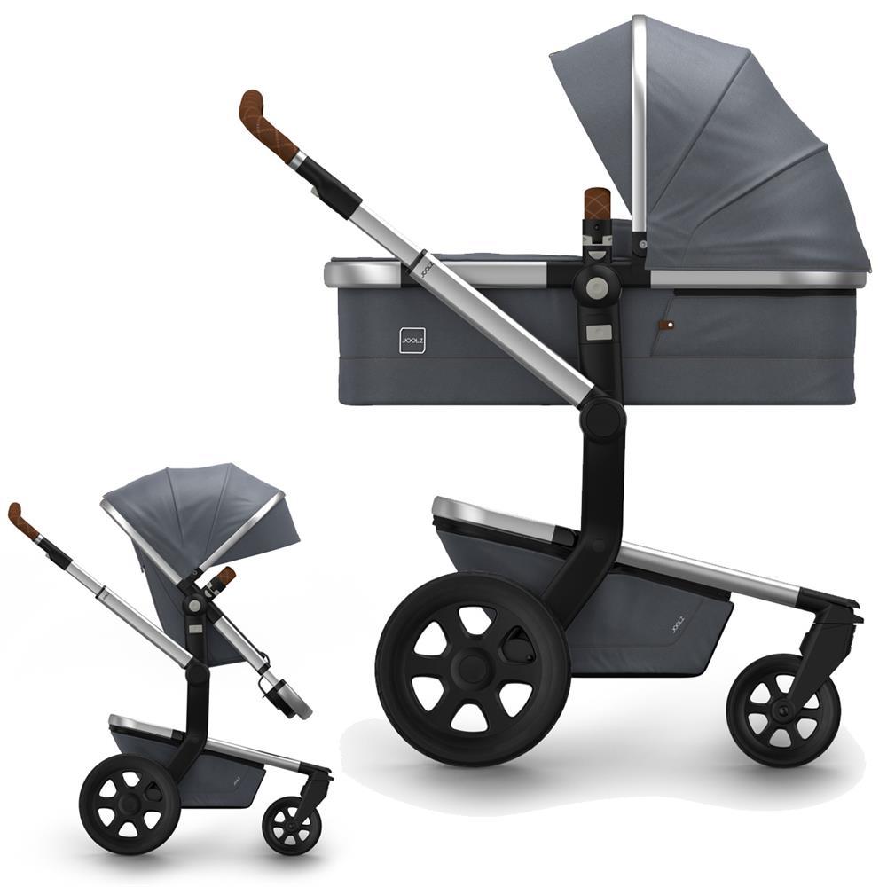 Joolz Day Studio Stroller Carrycot Reversible