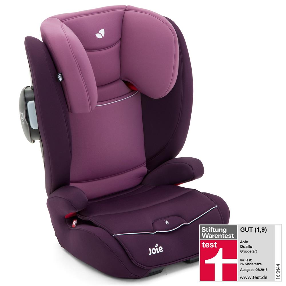 joie duallo autokindersitz 2018 15 36 kg gr 2 3 lilac. Black Bedroom Furniture Sets. Home Design Ideas