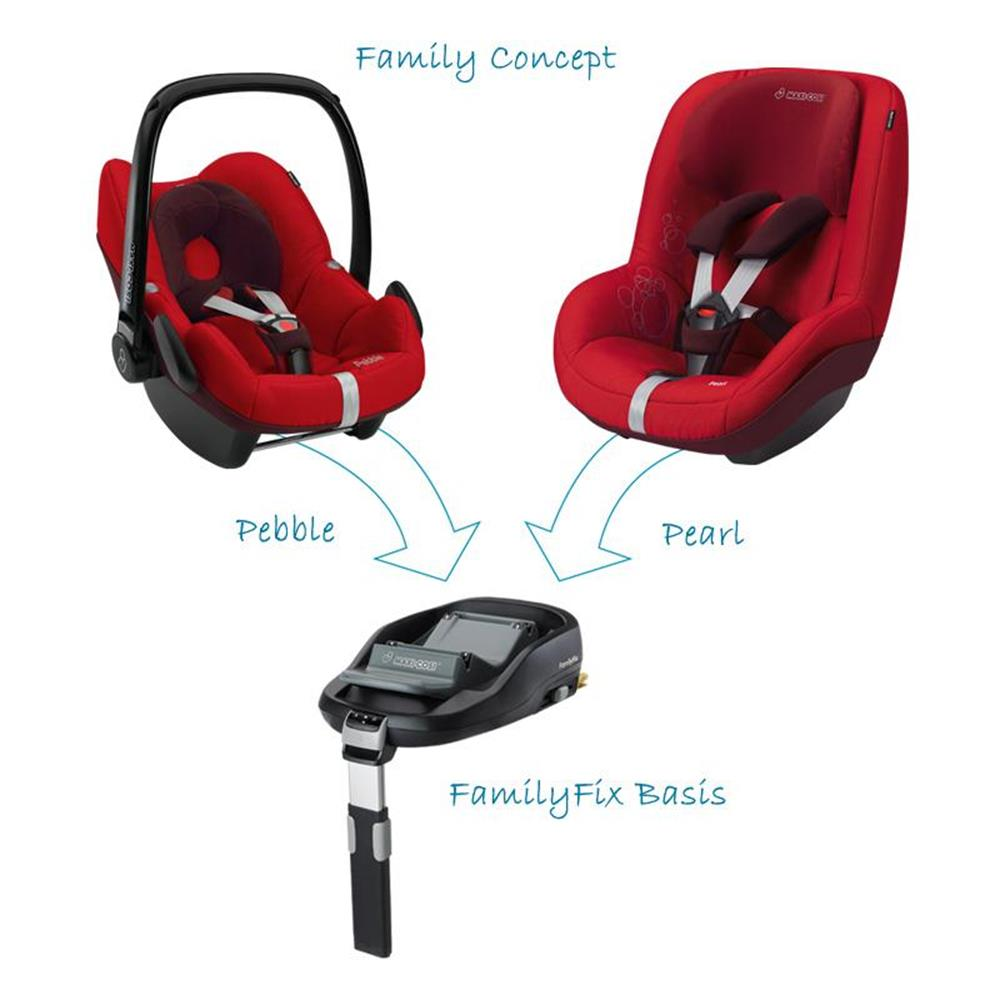 maxi cosi familyfix base isofix. Black Bedroom Furniture Sets. Home Design Ideas