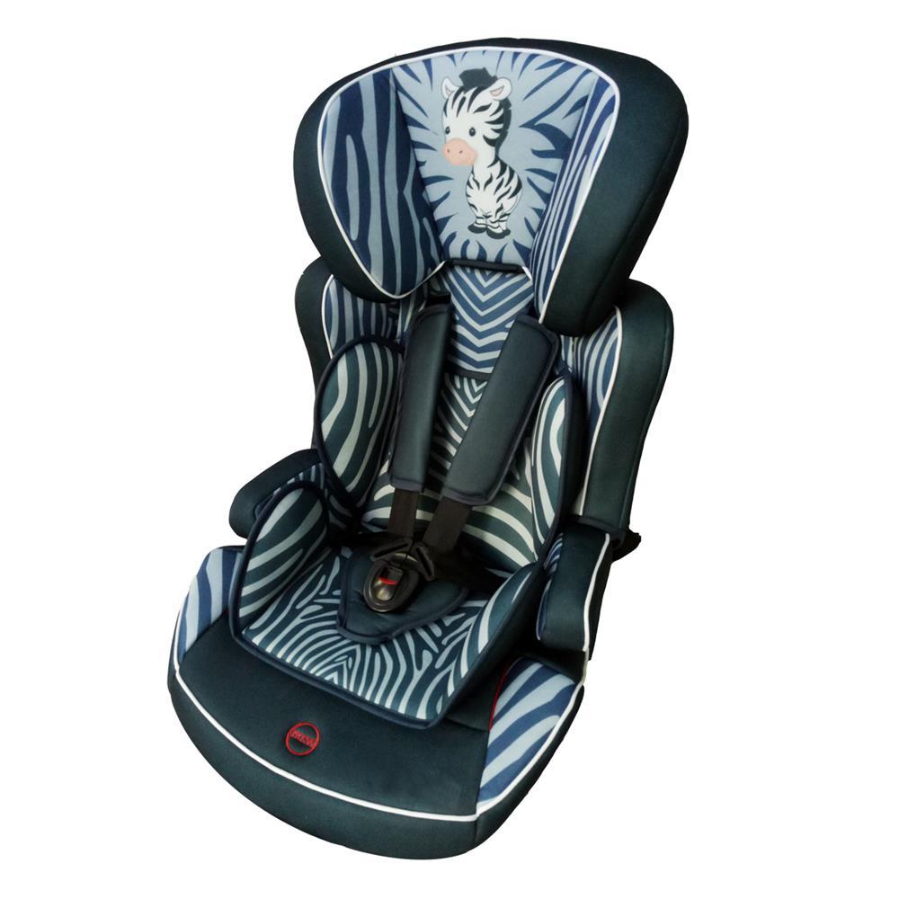 osann lupo isofix zebra bei kids. Black Bedroom Furniture Sets. Home Design Ideas