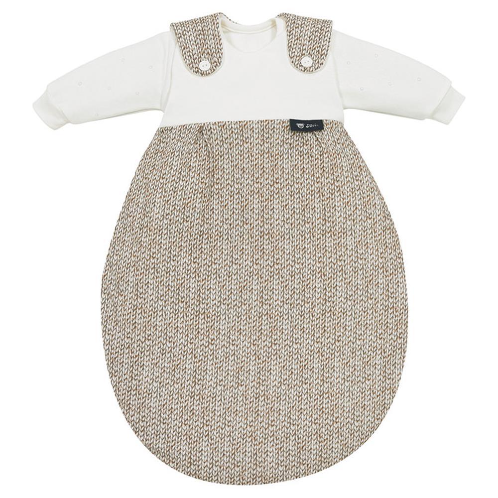 alvi baby m xchen supersoft schlafsack 3teilig 677 6 strick beige. Black Bedroom Furniture Sets. Home Design Ideas