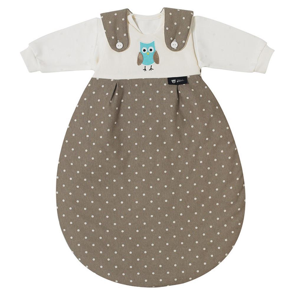 Alvi Baby Mäxchen Schlafsack 3 teilig Design//Größen Auswahl