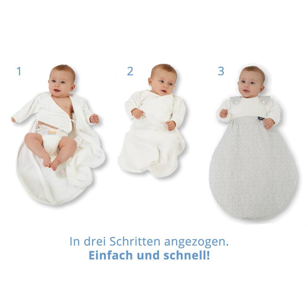 baby m xchen supersoft schlafsacksystem bei kids kaufen. Black Bedroom Furniture Sets. Home Design Ideas