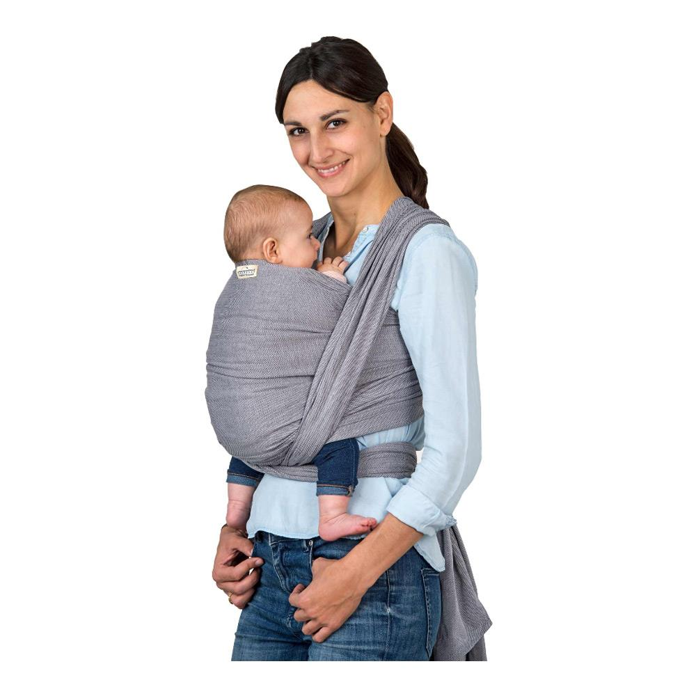 b7c8ca92749 Amazonas baby carrier to 15 kg Carry Sling Grey