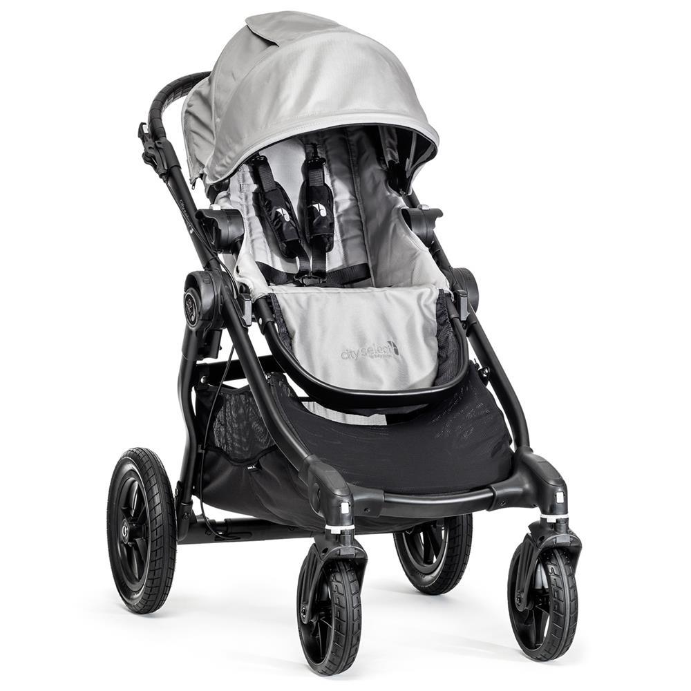 baby jogger city select kombikinderwagen silber, Hause ideen